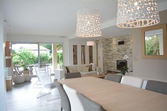 Pi Ce Vivre Douce Et Cosy Modern Living Room