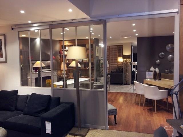 Porte atelier for Salon de la porte wriedel