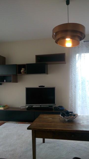 Relooking d 39 une salle manger et de la cuisine attenante - Relooking salle a manger ...
