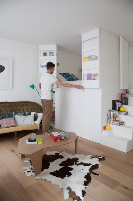 Rénovation appartement 27m2