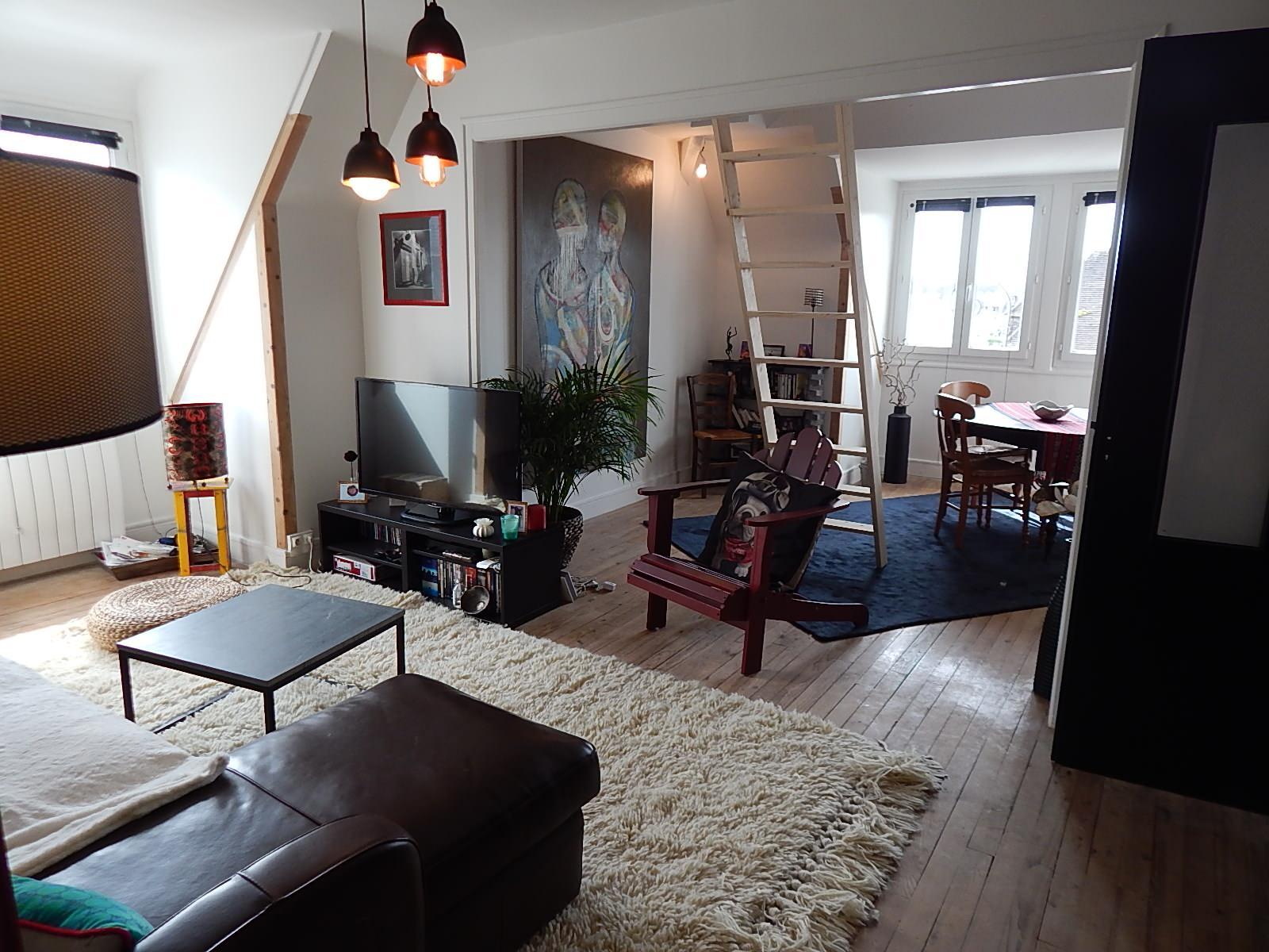 Rénovation appartement Gisors