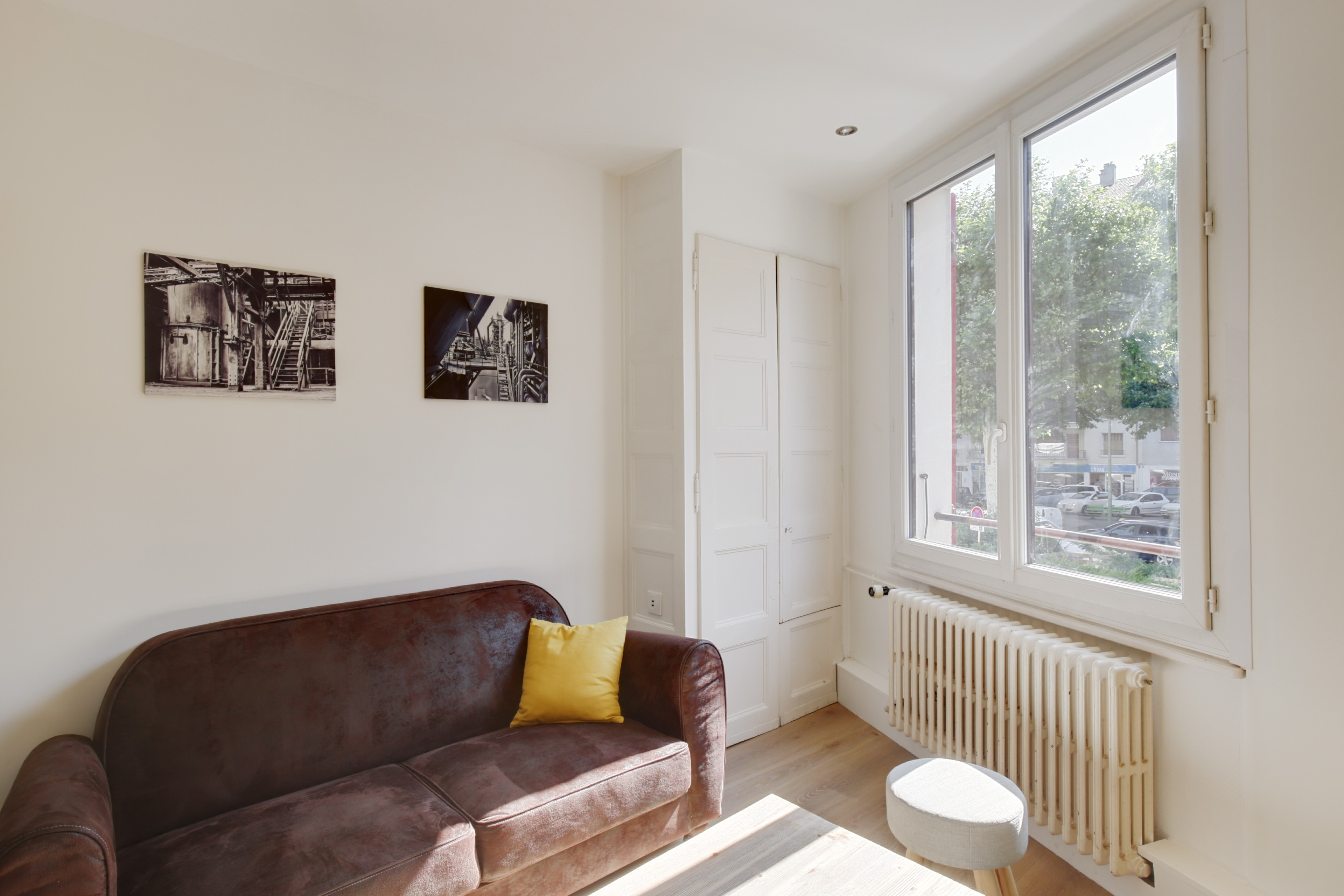 renovation complete d'un appartement/salon