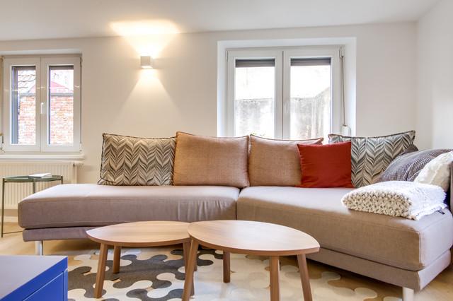 Rénovation complète d\'une maison - Minimalistisch ...