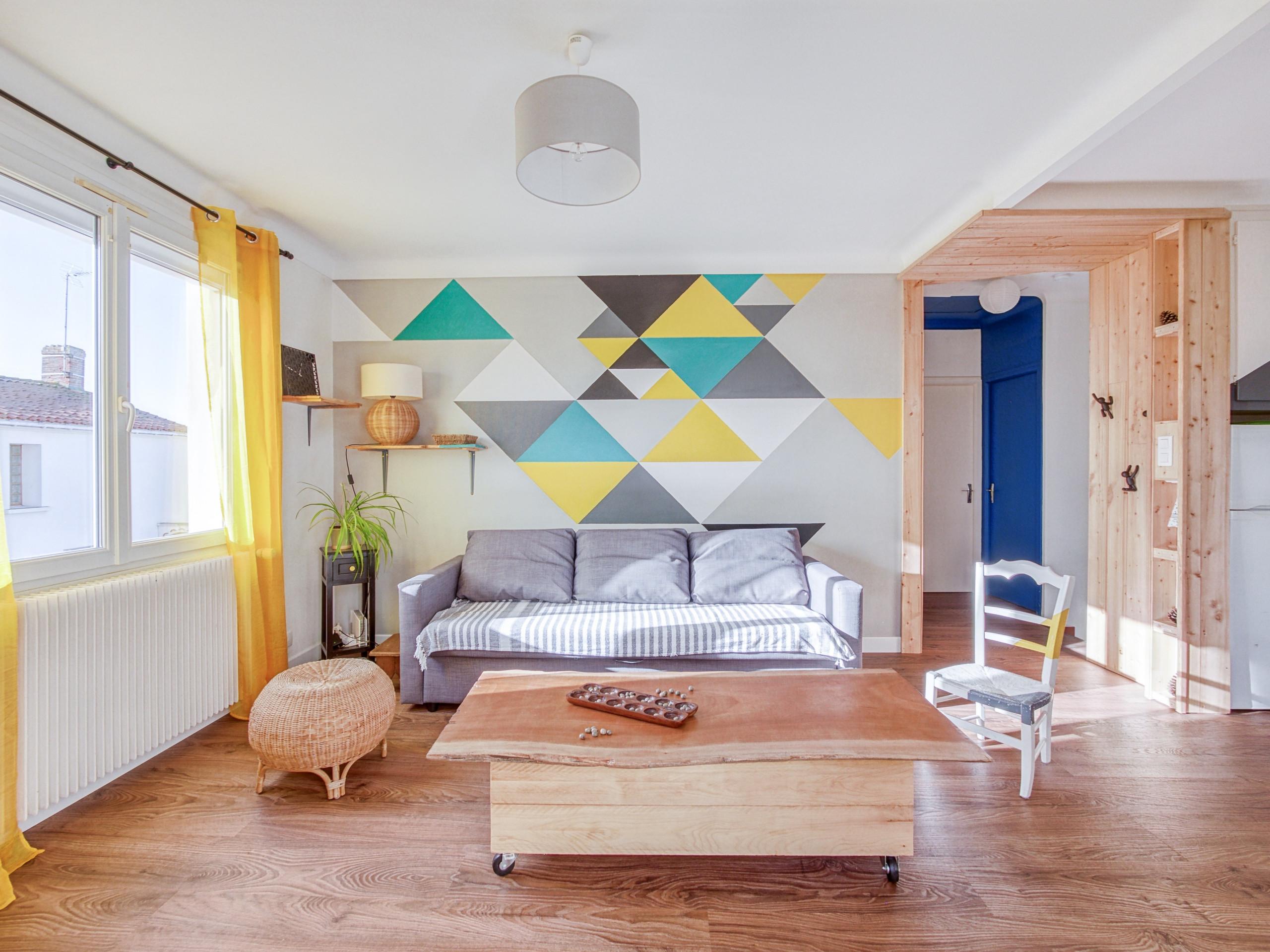 Rénovation d'appartement - Cuisine /Séjour