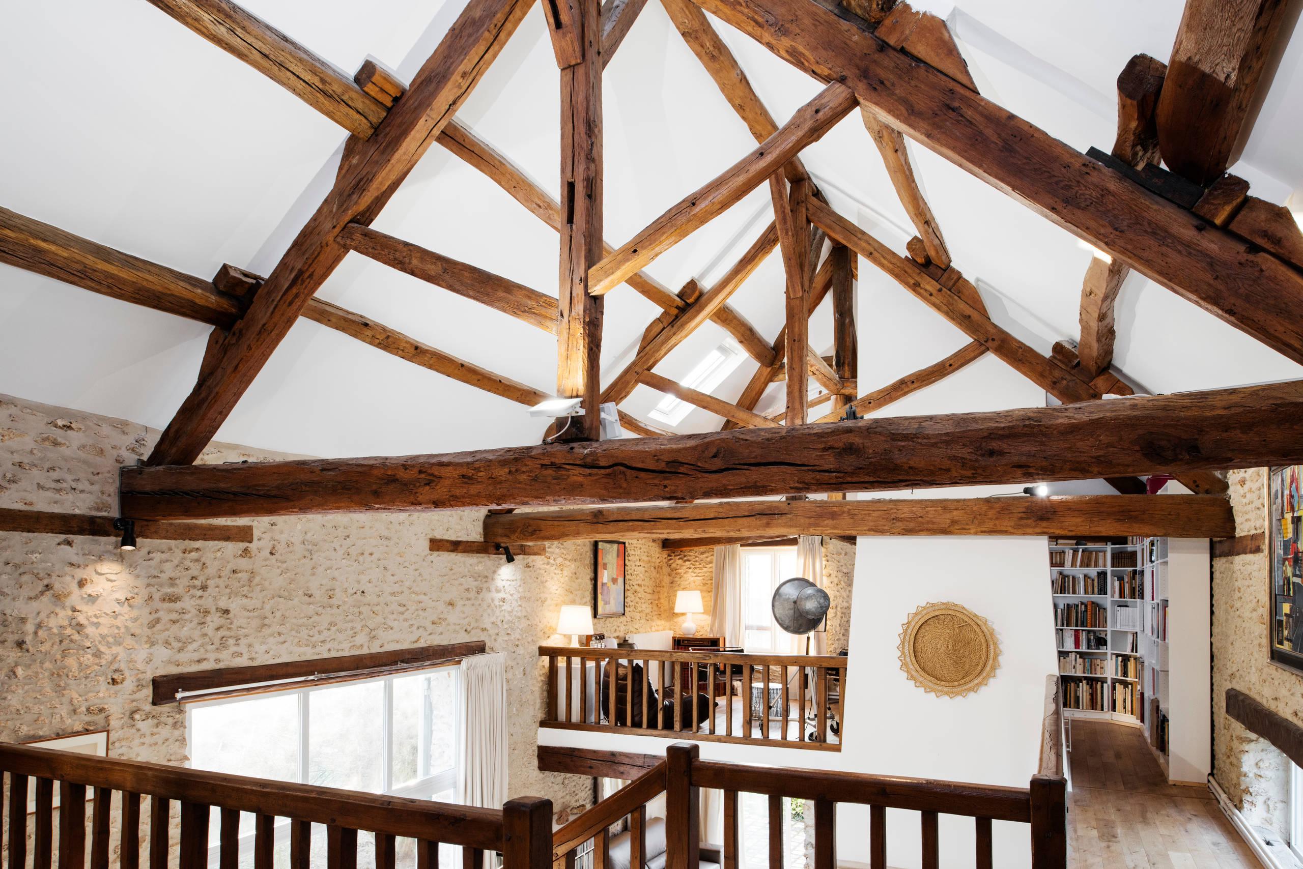 Rénovation d'une maison secondaire de 450 m2 dans les Yvelines