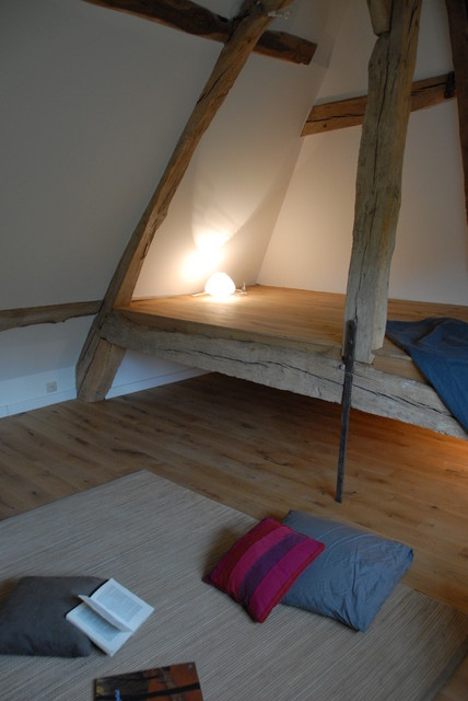 Rénovation de combles in-campagna-soggiorno