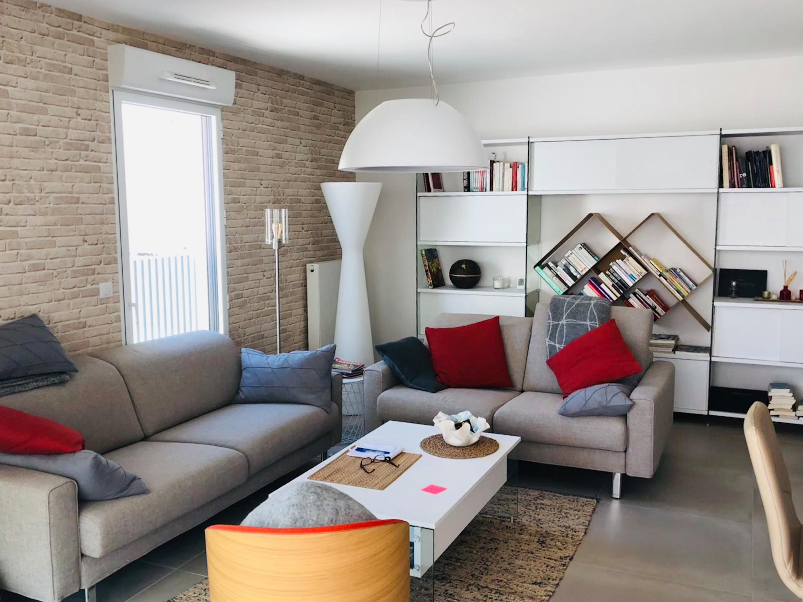 Rénovation et agencement d'un appartement de 100m2