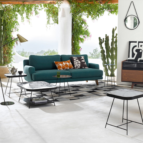 Weekend Design: 5 Color Palettes for a Midcentury Modern ...