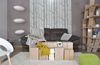 S jour cocooning nature for Deco sejour nature