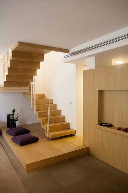 Casa mc moderno scale bologna di riccardo ballani - Scale di casa ...