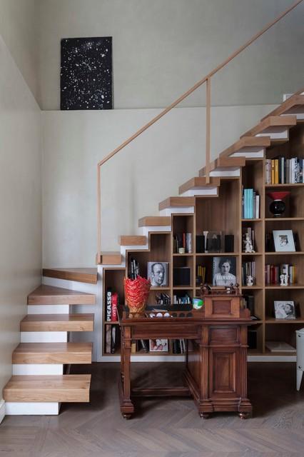 collezione fabio agovinoarreda modern treppen neapel von maurizio esposito. Black Bedroom Furniture Sets. Home Design Ideas