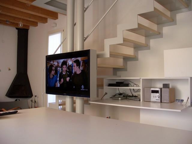 Parete Scala Interna : Scala interna parete attrezzata scala interna parete attrezzata