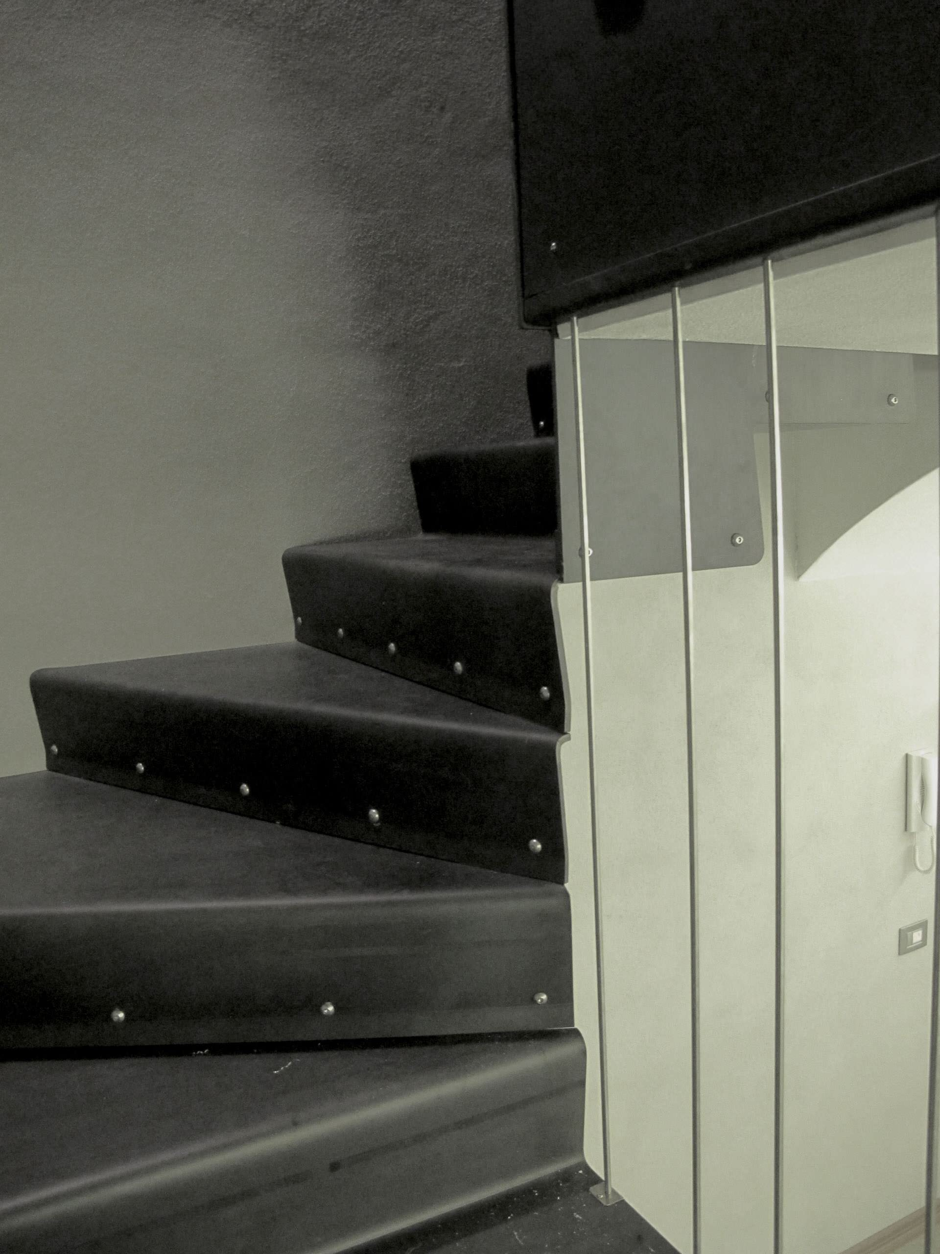 Scala in Acciaio - Appartamento VAL_15.4