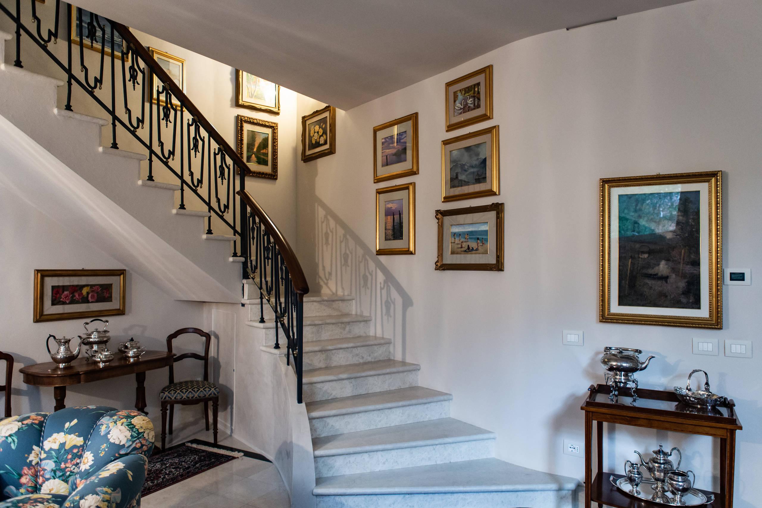Una casa in stile | Il piano padronale | 180 MQ