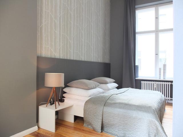 berlin homestaging contemporary bedroom berlin by berlin homestaging. Black Bedroom Furniture Sets. Home Design Ideas