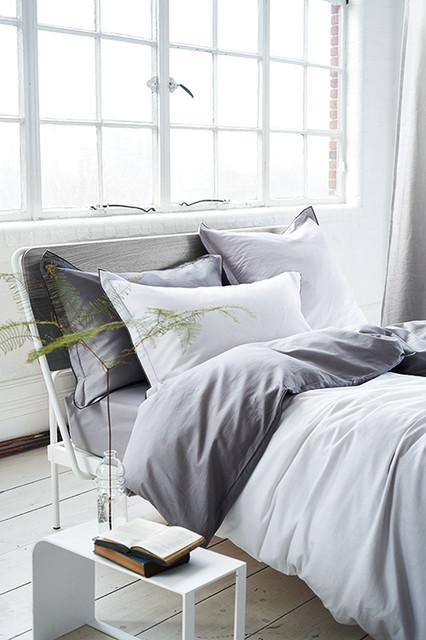 bettw sche saraille zinc von designers guild 135 200. Black Bedroom Furniture Sets. Home Design Ideas