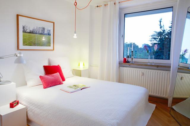 bewohnte immobilie modern schlafzimmer n rnberg. Black Bedroom Furniture Sets. Home Design Ideas