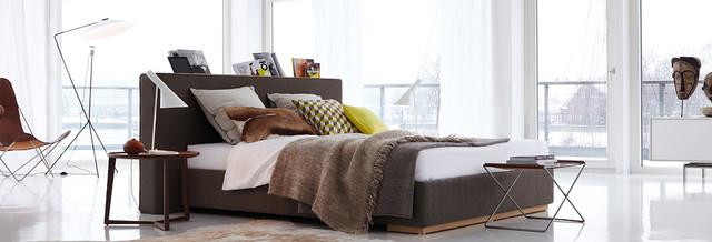boxspringbetten modern schlafzimmer m nchen von schlafraumkonzept stephan. Black Bedroom Furniture Sets. Home Design Ideas