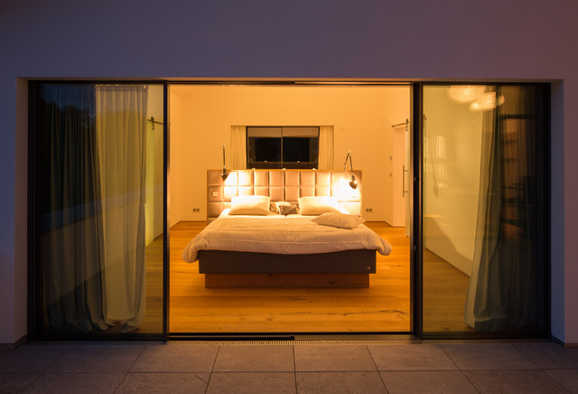 Einfamilienhaus Neubau - Modern - Schlafzimmer - Bremen - Von ... Einfamilienhaus Neubau Modern