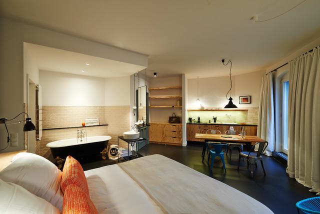 Gorki Apartments Berlin gorki apartments berlin contemporary bedroom berlin by