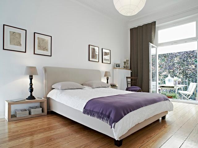 home staging altbauwohnung in hamburg eppendorf modern schlafzimmer hamburg von home. Black Bedroom Furniture Sets. Home Design Ideas