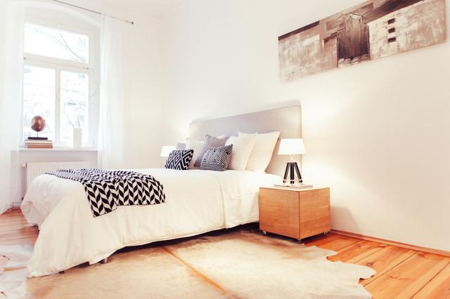 Schon Homestaging Wohnung Prenzlauer Berg Scandinavian Bedroom