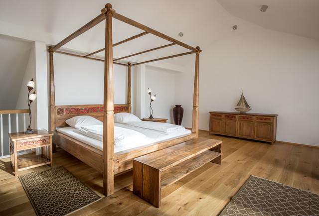 Inneneinrichtung Luxus Suiten Skandinavisch Schlafzimmer Munchen Von Teakon Moebel