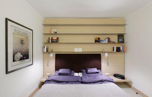 9 clevere Tipps für schmal geschnittene Schlafzimmer | HuffPost ...