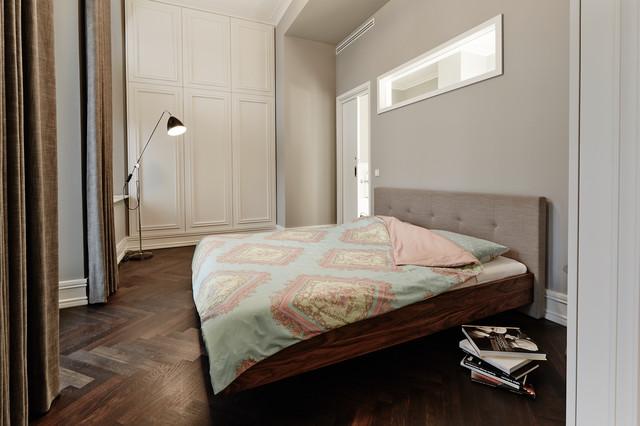 Loft klassisch schlafzimmer hamburg von holon for Schlafzimmer klassisch