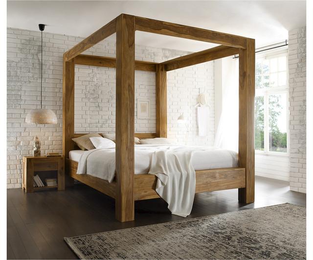 massivholzbetten scandinavian bedroom frankfurt by. Black Bedroom Furniture Sets. Home Design Ideas