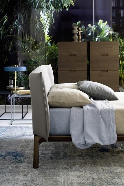 Holzmöbel modern  Mehr Natur im Schlafzimmer mit Holzmöbel - Modern - Sonstige - von ...