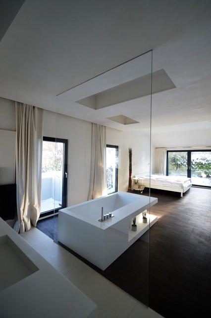 Minimalistisch Schlafzimmer Modern Bedroom Stuttgart