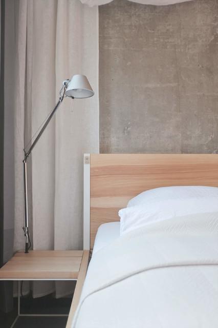 Nature Ash Bed Ein Bett Aus Massivholz Esche Und Stahl Scandinavo Camera Da Letto Francoforte Di N51e12