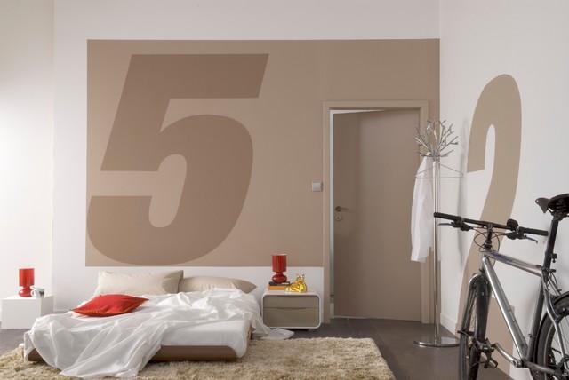 Produktion für Living at Home: Thema Wandgestaltung - Modern ...