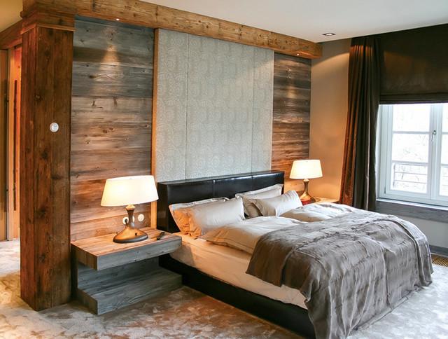 Schlafzimmer - Rustikal - Schlafzimmer - München - von ...