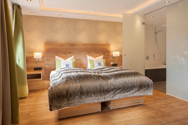 Schlafzimmer im modernen Landhausstil - Modern - Schlafzimmer ...