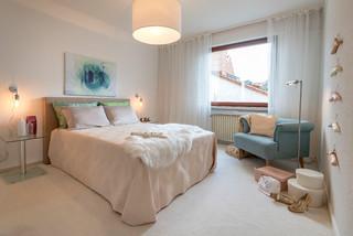 Schlafzimmer mit Teppichboden Ideen, Design & Bilder | Houzz
