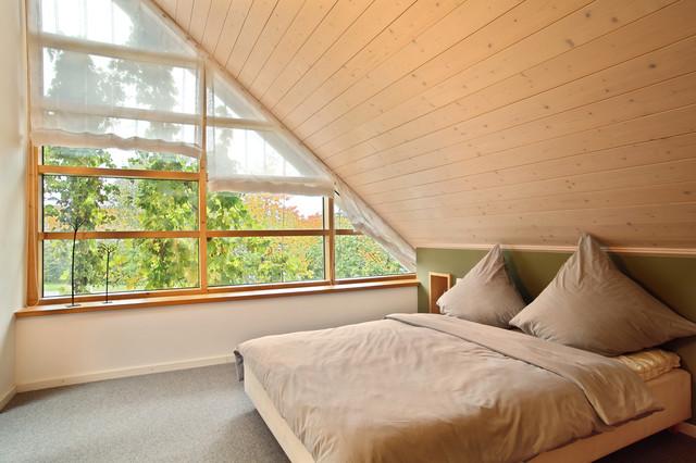 skandinavisch edition rot skandinavisch schlafzimmer sonstige von bau fritz gmbh co kg. Black Bedroom Furniture Sets. Home Design Ideas