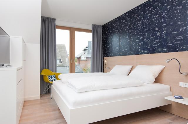 sylt lofts  skandinavisch  schlafzimmer  sonstige  von
