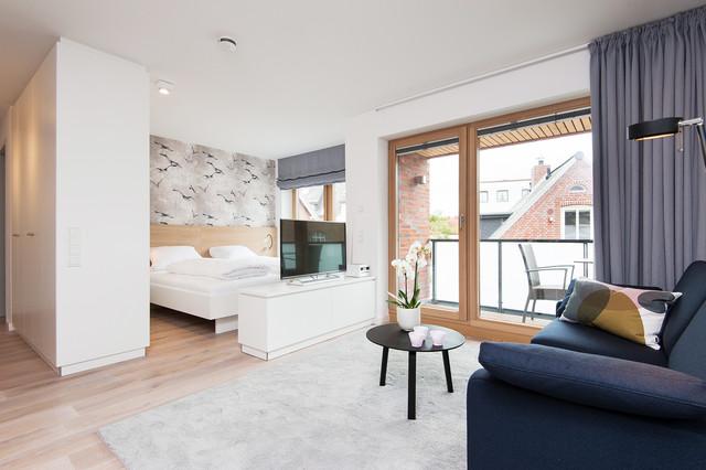 Sylt Lofts skandinavisch-schlafzimmer