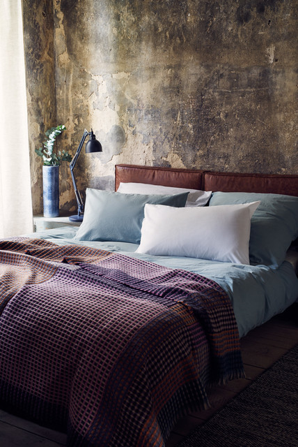 tagesdecke winchester eclectic bedroom berlin by. Black Bedroom Furniture Sets. Home Design Ideas