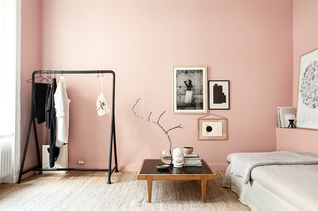Wie Sie Altrosa Als Wandfarbe Kombinieren Konnen