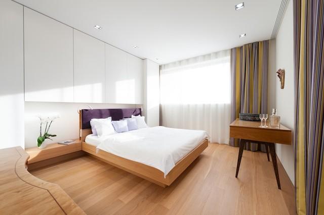 Schlafzimmer München villa g modern schlafzimmer münchen innenarchitektur rathke