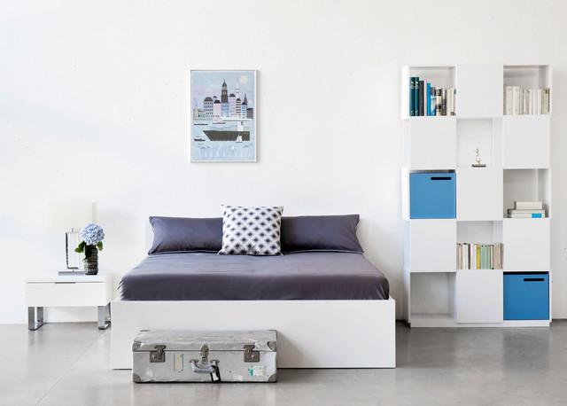wohntr ume leben contemporary bedroom berlin by. Black Bedroom Furniture Sets. Home Design Ideas