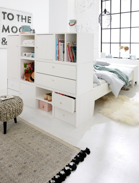Würfelmodule - Landhausstil - Schlafzimmer - Hamburg - von car-möbel