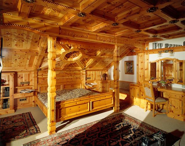 zirben zirbelkiefer arven ausbau rustikal schlafzimmer sonstige von m nz massiv m bel. Black Bedroom Furniture Sets. Home Design Ideas