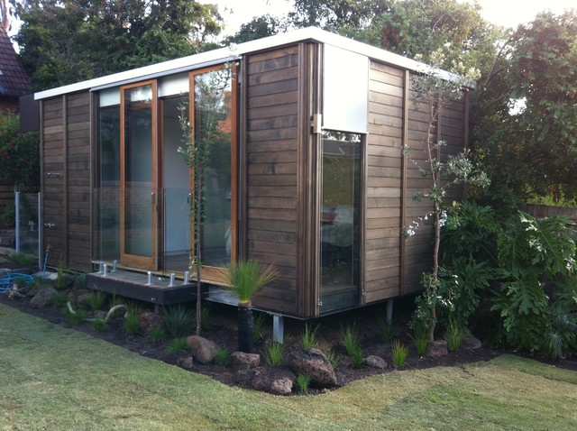 Shed plans with a loft for Prefabricated garden buildings