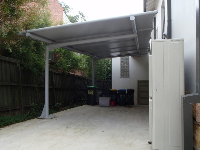 Carport Awnings - Contemporary - Granny Flat or Shed ...