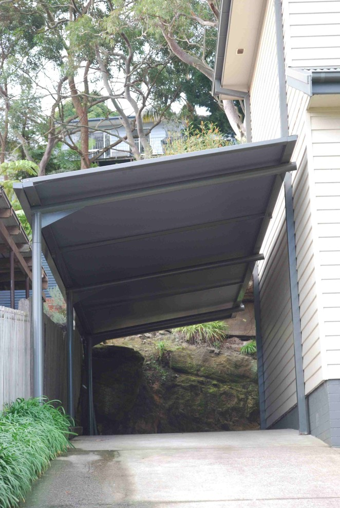 Carport Awnings - Traditional - Shed - Sydney - by ...