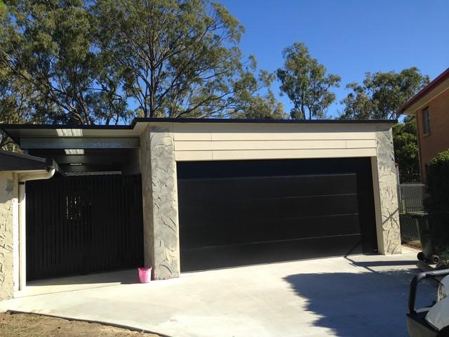 Garage Extension Rockhampton Modern Shed Brisbane By Smith